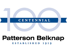 Patterson Belknap Established 1919
