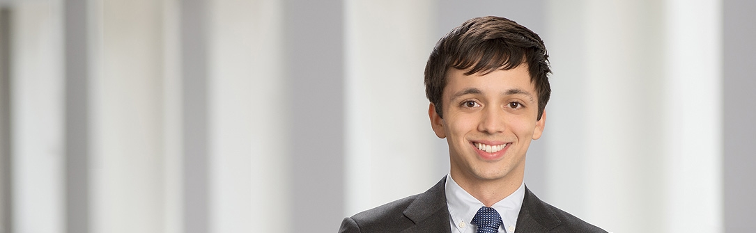 Brandon Trice Litigation Associate Patterson Belknap